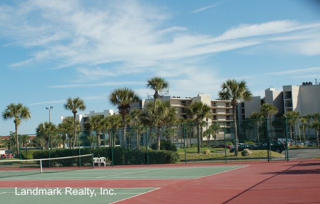 Amenities offered at Anastasia Condos include: Security gate, one pool and two tennis courts and a free car wash.
