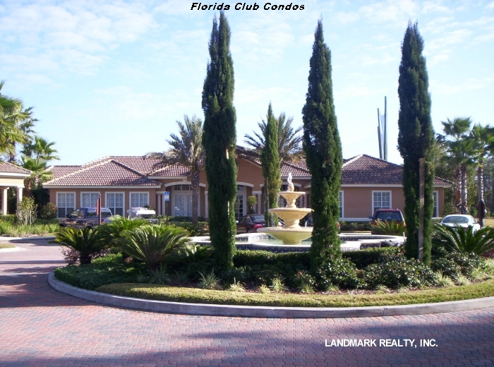 Florida Club Condos are located at the Royal St. Augustine Golf Course in St. Augustine, Florida.