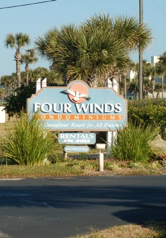 Four Winds Condos is a website that provides information to people interested in condos for sale in Saint Augustine or Crescent Beach Florida.
