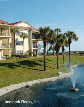 Ocean Gallery Condos are located between St Augustine Beach and Crescent Beach Florida.