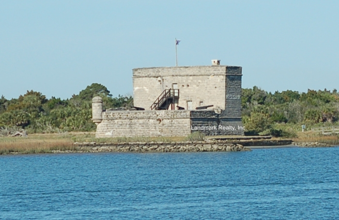 Matanzas Inlet and Fort Matanzas National Monument are less than two miles from the Spyglass condos.