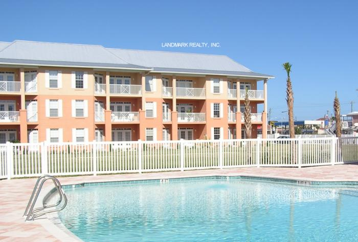 If you're looking for a St. Augustine Beach condo with a third bedroom and/or newer construction, then Seaside at Anastasia might be for you.