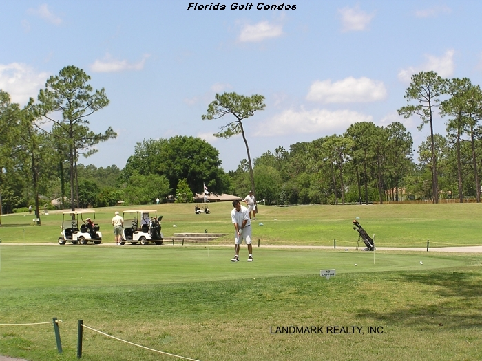 The Greens Condos are located in St Augustine, Florida at the  St. Augustine Shores Golf Course.