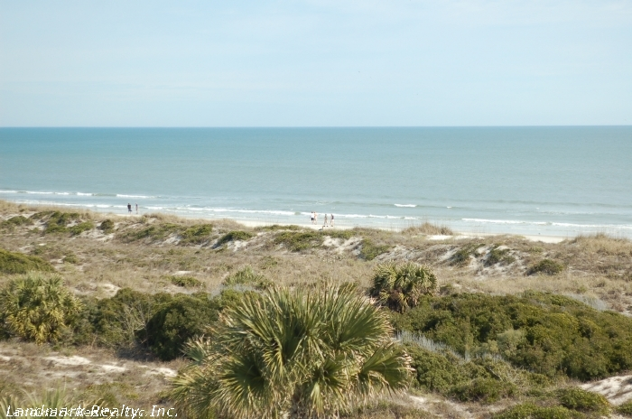 The Greens condos are less than eight miles from Crescent Beach.