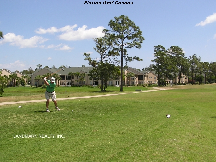 The Greens Condos are located in St Augustine, Florida, on the 18-hole St. Augustine Shores Golf Course.